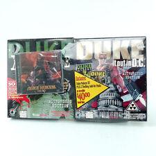 Duke Nukem 3D PC Game 3 Pack Duke Xtreme & Duke It Out In D.C. Wizard Works 1997