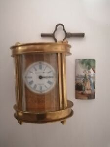 A very nice carriage clock for easy restoration