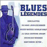 CLAPTON Eric, B.B.King, ZZ Top... - Blues légendes - CD Album