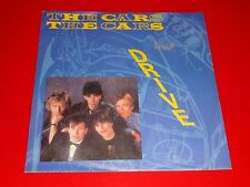 "7"" VINYL - THE CARS - DRIVE - JUKEBOX ISSUE"