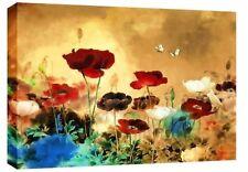 Contemporary (1980-Now) Floral Art Prints