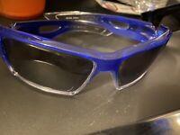 Oakley Eyepatch 2 sunglasses clear to blue fade 009136-02