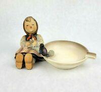 VINTAGE Goebel Hummel Figurine Happy Pastime #62 West Germany
