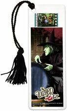 Wicked Witch of West Wizard of Oz Bookmark with 35mm Film Cell from Film Reels!