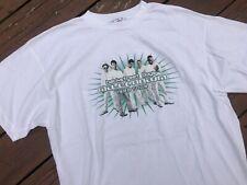 Vintage 1999 Backstreet Boys Concert Promo Shirt Millennium Tour Xl Rap Tee