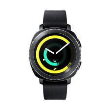 Samsung Gear Sport SM-R600NZKCXAR Super AMOLED Bluetooth Smartwatch BUNDLE