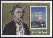 Kongo-Kinshasa Block 102 (1618) **, Captain James Cook