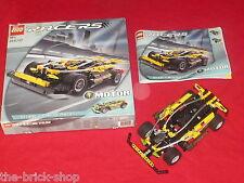 Set complet LEGO TECHNIC racers ref 8472 avec moteur !!!  / 100% COMPLET