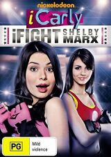 iCarly -  iFight Shelby Marx (DVD, 2011)