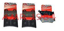 Pastiglie Freno Brembo Ant + Post Moto Guzzi 1200 Stelvio / Ntx  2009->