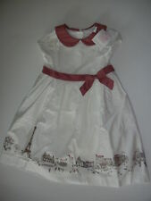 NWT Janie & Jack Little Paris Scenic Dress 2T LR