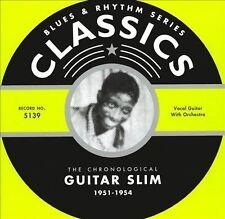 1951-1954 by Guitar Slim (Eddie Jones) (CD, May-2005, Classics)