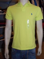 NWT Polo Ralph Lauren New Lemon Polo Short Sleeve Classic Fit Size XL