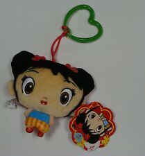 Fisher Price Ni Hao Kai-lan Mini Plush Character Clip-on