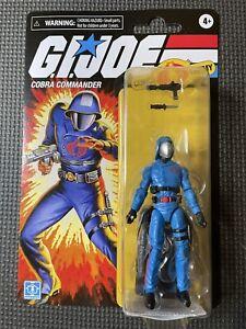 GI Joe Retro 2021 Cobra Commander MOC!