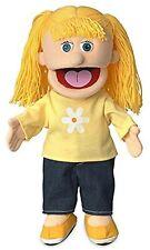 Katie, Peach Girl, Hand Puppet, 40cm