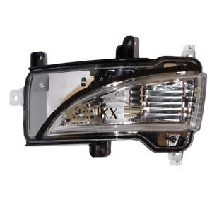 LH Side Rear View Mirror o Signal Lamp For Infiniti QX56 2011-13/QX80 2014-18