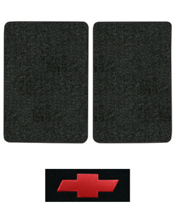 1999-2000 Chevy K3500 Floor Mats - 2pc -Cutpile Reg Cab, Ext Cab, Old Body Style