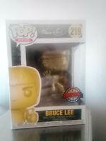 Figura Funko POP! Vinyl 219 Bruce Lee Game of Death Ed. Limitada