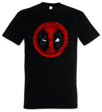 MUTANT MASK II T-SHIRT – Vigilante Skull Logo Symbol Sign Deadpool Superhero