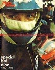 MOTO REVUE 1994 HONDA JAPAUTO 950 SS TRIUMPH JAWA ISDT Résultats BOL d'OR 1970