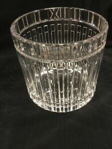 TIFFANY & CO. ATLAS Crystal Champagne / Ice Bucket