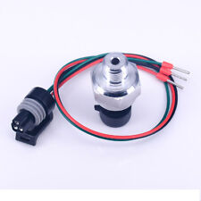 Pressure Transducer Transmitter 5V 1.2Mpa G1/4 0.5-4.5V Oil Fuel Gas Water Air