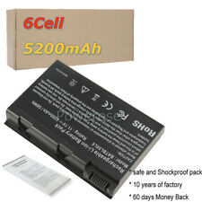 6Cell Battery Fo Acer Aspire 5610 5611 5612 5633 5634 5683 9110 9120 5102 Laptop