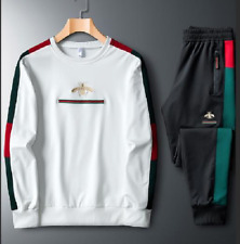 Tracksuit Set Sportswear Sale Running New Sports Sets Men's Two-piece Set Pants