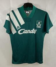Liverpool Away Football Shirt 1991/92 Adults Small Adidas A495