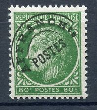 STAMP / TIMBRE FRANCE PREOBLITERE NEUF SANS CHARNIERE  N° 88 **  / TYPE CERES