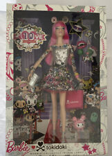 Barbie Collector 10th Anniversary Tokidoki Barbie Model Muse Doll Black Label