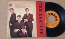 FRENCH EP BEATLES  from me to you soe 3739