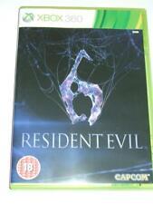 """Resident Evil 6 for Xbox 360  """"FREE UK  P&P"""""""