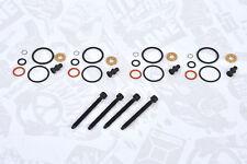 4x Kit de Juntas + Tornillos Unidad de Inyector Bomba Audi VW Skoda Seat