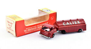 Fun Ho! New Zealand No.27 Bedford 'Caltex' Articulated Tanker *BOXED*