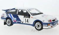 IXO 18RMC045A or 18RMC045B FORD SIERRA Cosworth rally car Sainz Stig 1988 1:18