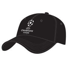 Prodotto con licenza ufficiale Calcio UEFA Champions League Baseball Cap Hat NUOVO