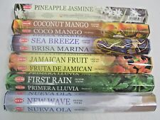 Hem Tropical Incense 6 x 20 = 120 Sticks Mixed Variety Pack