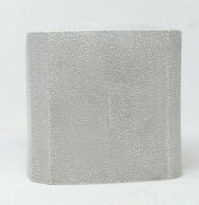 Kassatex Shagreen Boutique Tissue Box Cover