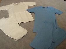 4 x Skiunterwäsche Funktionswäsche je 2 Skiunterhemden Skiunterhosen 122 - 128