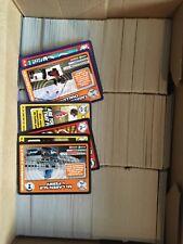 x1400+ Top Gear trading Card lot, bulk take a look!