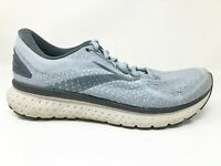 Brooks Womens Glycerin 18 1203171D073 Blue Running Shoes Lace Up Size 8.5 D