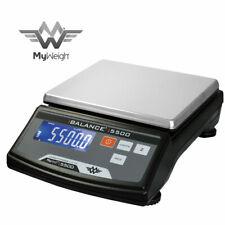 NC-13948 MyWeigh Compact Digital Scale, 5500g x 0.1g