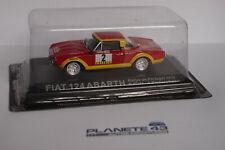 ALTAYA FIAT 124 ABARTH #2 RALLYE PORTUGAL 1974 1:43
