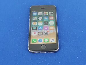 Apple iPhone 5s - 64GB - Space Gray - AT&T/Unlocked (M17)