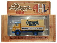 1:64 Scale AHL L04033 GMC T-70 Truck - OLYMPIA BEER - MIB