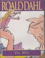 Roald Dahl The BFG 2 Cassette Audio Book Abridged Amanda Root FASTPOST