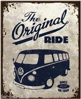 VW Bus T1 - Original Ride - Magnet / Kühlschrankmagnet - 8 x 6 cm - NEU & OVP