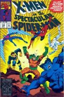 Spectacular Spider-Man (1976 series) #198  Marvel comics [*7q]